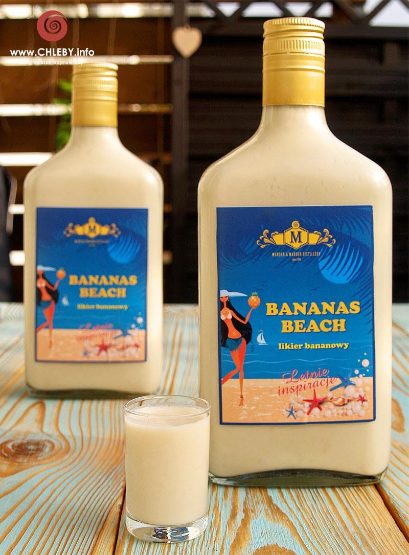 Bananas Beach - likier bananowy 1.JPG