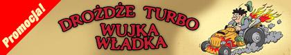 Drożdże Turbo Wujka Władka