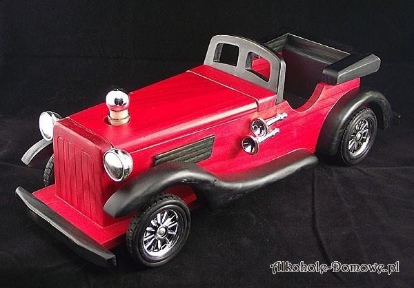 Samochód model na trunek prezent fajny