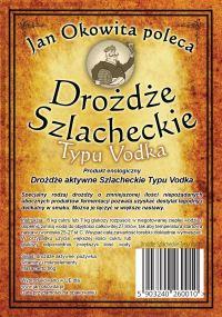 Drożdże Szlacheckie Typu Vodka
