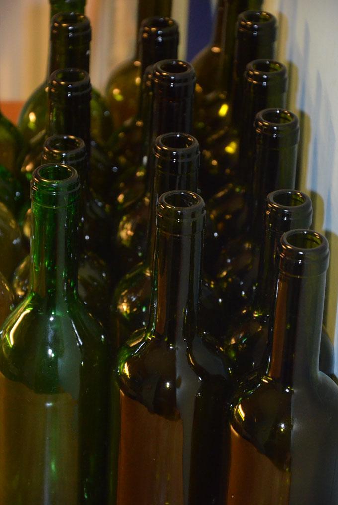 butelki do wina