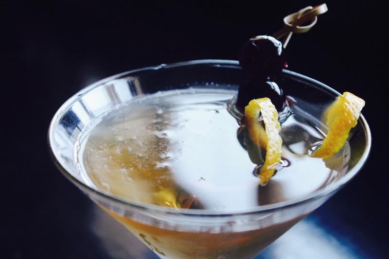 Domowe wino typu Martini