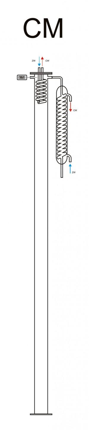 Kolumna rektyfikacyjna typu CM
