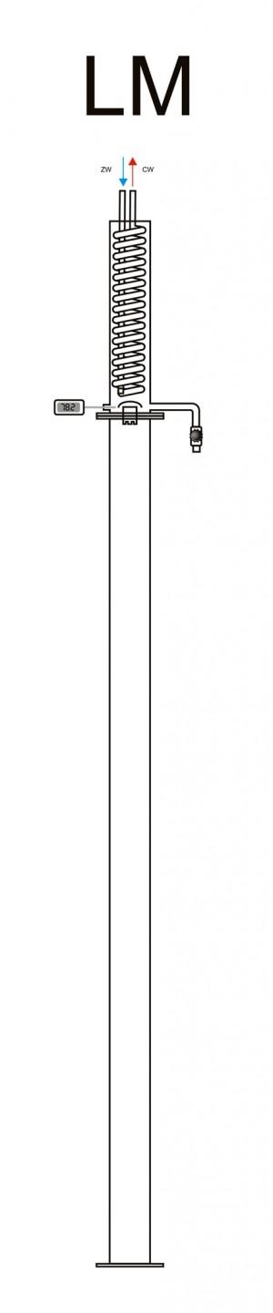 Kolumna rektyfikacyjna typu LM