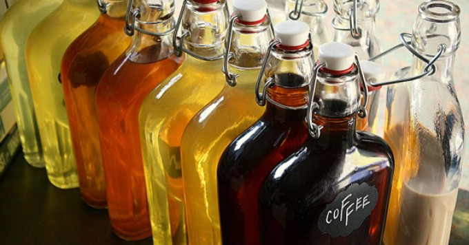 Krótki poradnik - jak wybierać butelki do nalewek?