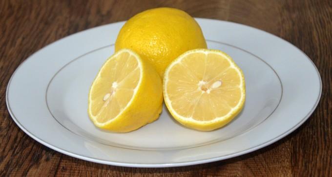 Nalewka na cytrynach - Cytrynówka