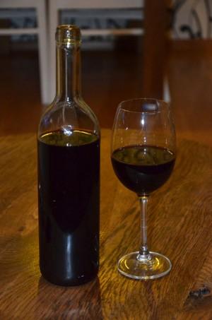 Niska zawartość alkoholu w winie