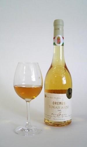 Wino typu Tokaj
