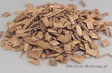 100 g - Płatki dębowe naturalne (nieopiekane)