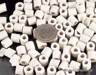 Ceramiczne pierścienie Raschiga 6 mm - 1 kg