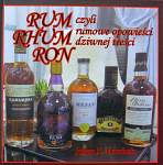Książka Rum czyli rumowe.. J.Hombek