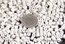 Ceramiczne pierścienie Raschiga 3,2 mm - 1 kg