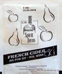 Drożdże French Cider 8 g / na 25-30 litrów
