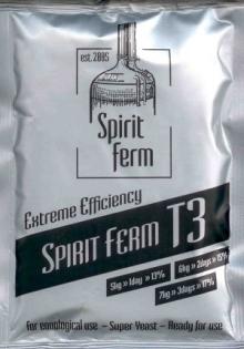 Drożdże Spiritferm T3