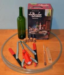 Jak się robi wino z koncentratu - część 1 - Poradnik